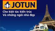 Đại lý sơn Jotun chính hãng tại Hà Nội