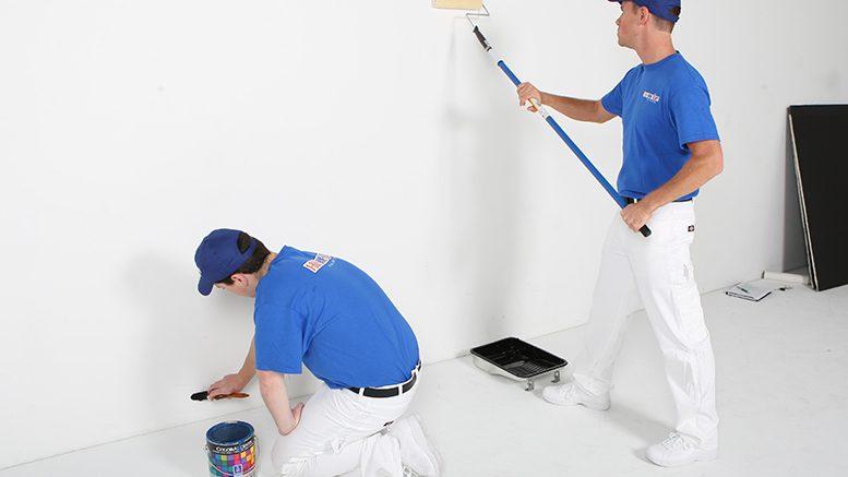 Thợ sơn nhà Hà Nội uy tín
