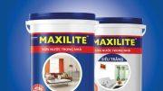Sơn nước maxilite trong nhà