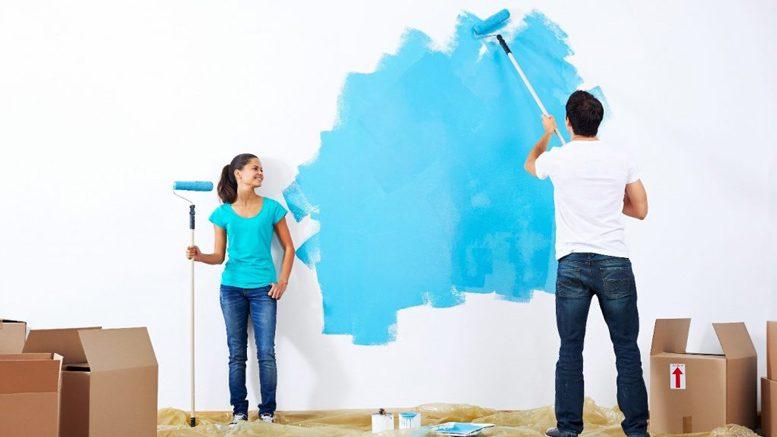 Thợ sơn nhà tại mỹ đình Hà Nội