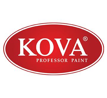 Sơn Kova thương hiệu sơn đã nhiều năm được khách hàng tin dùng