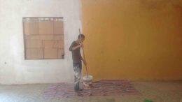 Thợ sơn nhà Hà Nội tại cầu giấy từ Liêm