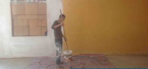 Thợ sơn nhà hà nội - Em Phương